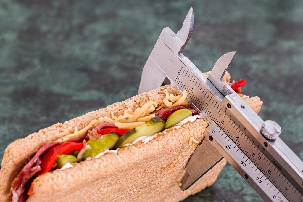 dieta kalorie