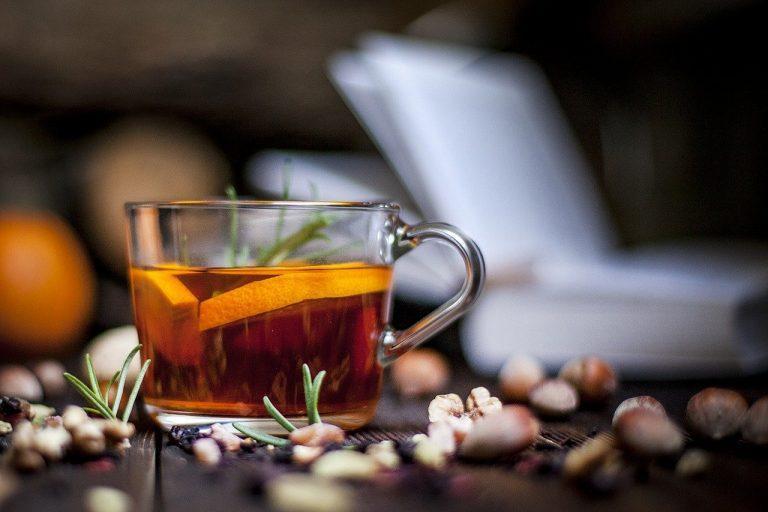 herbata odwadnianie