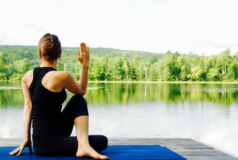 joga aktywność