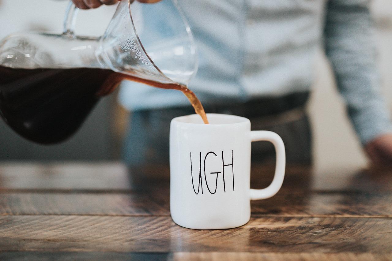 kawa odwadnianie