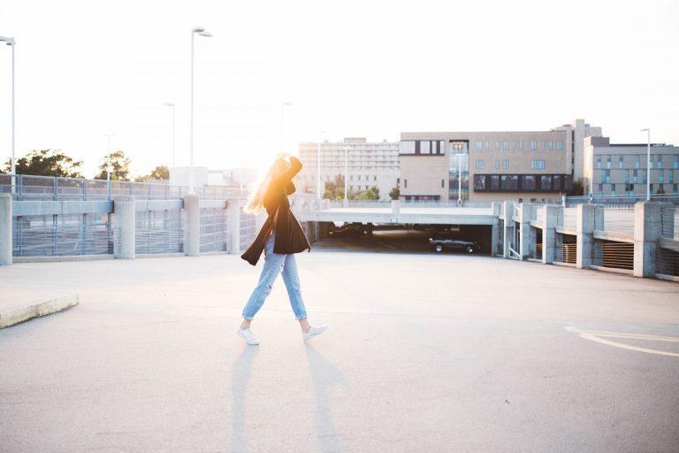 spacer aktywność