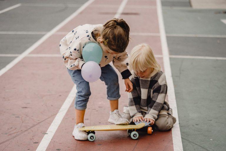 dzieci prezenty sport