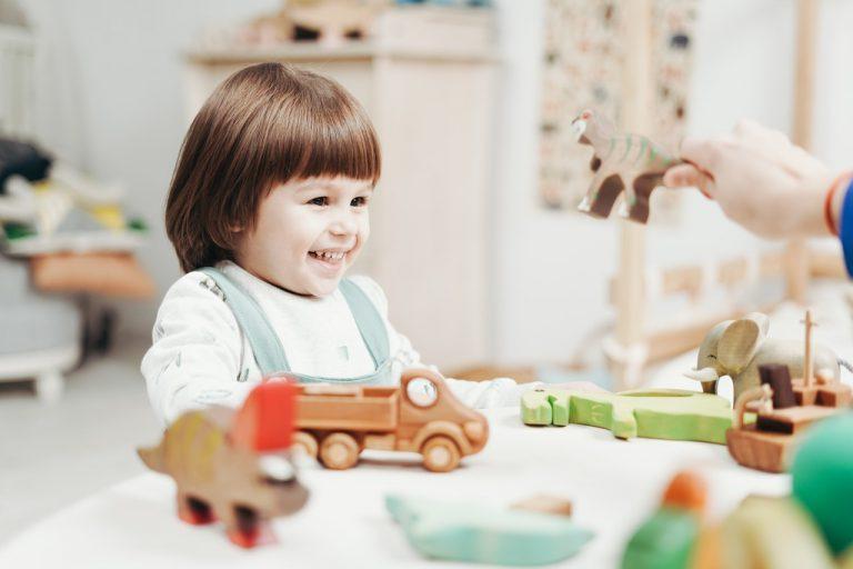 dzieci prezent zabawka
