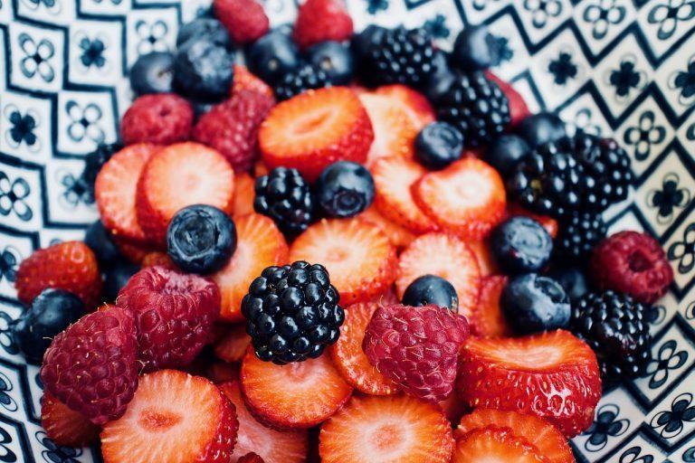 owoce lato dieta